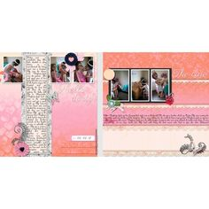 Hello Doctor Marisa Lerin - Spring Day  Pixelscrapper collaboration. spring, pink, cream, butterfly, bow,picnic, light pink, dark pink, coral