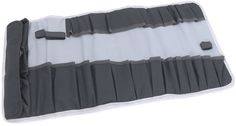 25 pocket tool roll. Light background for better visibility and carry handle at Amazon.co.uk