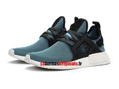 promo code 7454b f2e88 Adidas Nmd XR1 PK - Chaussure Adidas Originals Pas Cher Pour Homme Femme  Bleu