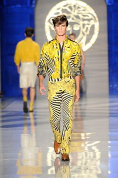 Versace is perfection !! SS2012