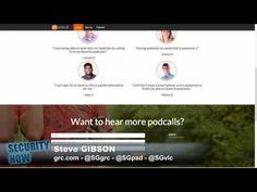 ▶ Security Now 519: The Windows 10 Privacy Tradeoff - YouTube