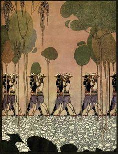 "Thomas Mackenzie ""Aladdin"" 1919: procurator0"