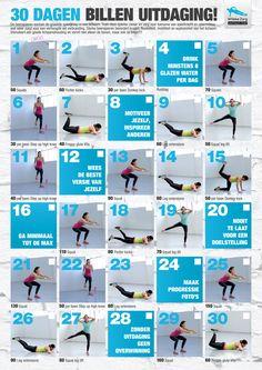 8 beste afbeeldingen van sport Fitness workouts, Fitness
