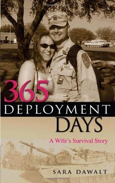 365 Deployment Days: A Wife's Survival Story:Amazon:Books