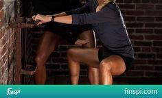 Carrie Underwood& Workout Moves for Miniskirt-Ready Legs #nogi #trening #ćwiczenia nogi #carrie underwood #przysiady sumo #treningi nóg #leys #praca wymagająca chodzenia