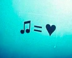I love music tattoo idea.