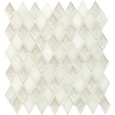 Check out this Daltile product: Aura Silver Cloud 1 x 2 Harlequin AU30- love this tile