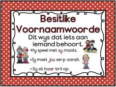 Afrikaans Woordsoorte Muurkaarte vir jou klas. Gratis; mag nie verkoop word nie. Quotes Dream, Life Quotes Love, Robert Kiyosaki, Tony Robbins, Afrikaans Language, Afrikaans Quotes, School Worksheets, School Posters, Teaching Aids