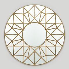 Starburst Mirror by Terrain - would look amazing above the buffet