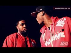 @URLTV Presents Hitman Holla vs Ayeverb battle