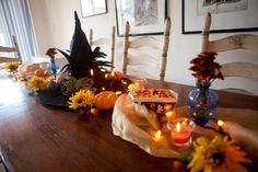 Per decorare una tavola in perfetto stile halloween! - #halloween #decorazioni #tavola #table #decorations