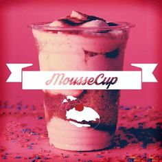 """""""#Cakes_Land_Egypt #mousse_love #flavors #Chocolate #strawberry #mousse_cup"""""""