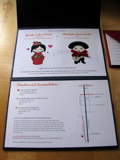Wedding invitations by sKindy