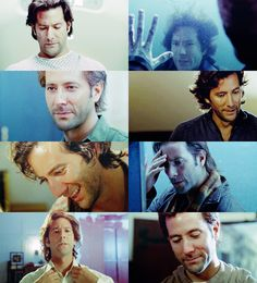 Desmond Hume//One of my favorite characters on lost! (Along with Charlie, Hurley, Kate, Sawyer, Ben)