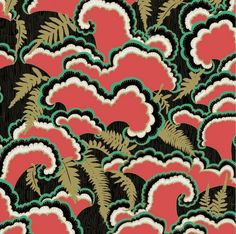 The Best of Modern Wallpaper Design: Dark & Dramatic: gallery image 9 Modern Wallpaper Designs, Contemporary Wallpaper, Trendy Wallpaper, Designer Wallpaper, Wallpaper Ideas, Hallway Wallpaper, Metallic Wallpaper, Wallpaper Gallery, Color Patterns