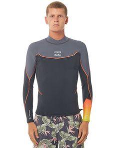 GRAPHITE SURF WETSUITS BILLABONG VESTS - 9771170GRAPH Traje De Neopreno 24bc232ff48