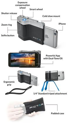 Unleash the power of your iPhone's camera for much better pictures, time after…