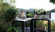 Outdoor Furniture Sets, Outdoor Decor, Garden Inspiration, Home Decor, Terrace, Homemade Home Decor, Decoration Home, Interior Decorating, Outdoor Furniture