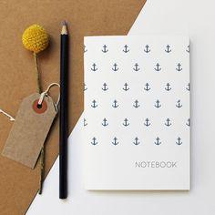 CARNET NAVY - Notebook