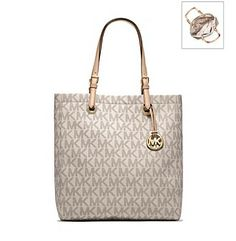 Product: MICHAEL Michael Kors Jet Set PVC Tote REALLY WANT THIS PURSE!