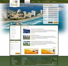 Wordpress Real -Estate Website