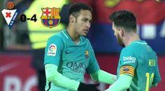 WinNetNews.com - Bertandang ke markas Eibar, Barcelona berhasil membawa pulang angka penuh. Blaugrana menang telak 4-0 lewat gol-gol Denis Suarez, Lionel Messi, Luis Suarez, dan Neymar. Memainkan laga di Estadio Municipal de Ipurúa, Senin (23/1/2017) dinihari WIB, Barca sempat kerepotan dengan