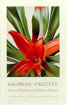 Georgia O'Keeffe Posters, Prints, Paintings & Wall Art for Sale Georgia O'keefe Art, Georgia Okeefe, Tropical, Poster Prints, Art Prints, Plant Art, Sale Poster, Abstract Landscape, American Artists