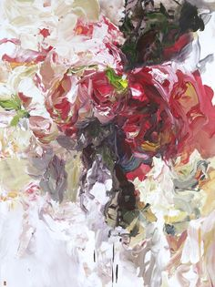 """Explore our website for more info on """"contemporary abstract art painting"""". It is actually a great area for more information. Art Floral, Contemporary Abstract Art, Art Abstrait, Abstract Flowers, Painting Techniques, Flower Art, Illustration, Art Photography, Artsy"""