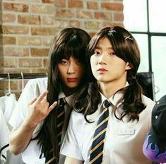 what you thinking about ? Yoo Seonho, Kwon Hyunbin, Web Drama, Produce 101 Season 2, Boyxboy, Jinyoung, Korean Drama, My Girl, Kdrama