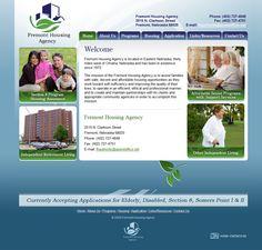 Клиент: Government Housing Описание: Разработка дизайн-решения сайта для агентства по жилищным вопросам.  Работа выполнена по субподряду.