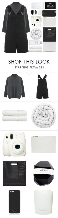 """TESTING MY TAGLIST"" by trnslucid ❤ liked on Polyvore featuring Topshop, Linum Home Textiles, Muji, Brinkhaus, Fuji, Whistles, 3.1 Phillip Lim, Kate Spade, Rituals and NARS Cosmetics"