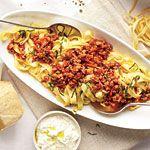 Pasta Pork Bolognese Recipe   MyRecipes.com  Quick and Easy