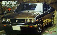 Fujimi 1/24 Scale Mazda Savanna GT late type #Fujimi