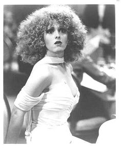 Bernadette Peters - aaaah... the 70s