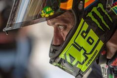 kanikuri: Valentino Rossi.