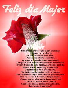 Imagen para el 8 de marzo, día de homenaje a la mujer