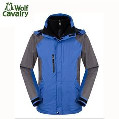 58.08$  Watch now - http://ali669.worldwells.pw/go.php?t=32737946051 - Waterproof outdoor coat women winter warm fleece liner jacket male camping travel hiking fishing man jacket hunting clothes