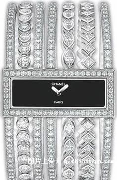 Chanel watch - So exquisite!