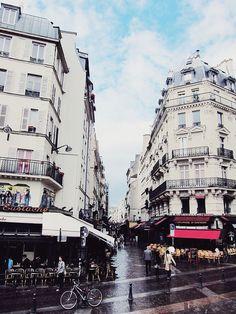 Rue Montorgeuil / Rue de Turbigo Paris 1er