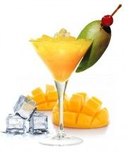 Mango Passion Daiquiri  You'll fall in love with Mango Passion Daiquiri. Blend passion fruit rum with Daily's Mango Mix and Daily's Sweet & Sour Mix for immediate satisfaction. Fruity and sweet is just what you need.   Ingredients  In a blender, combine:  1 ¼ oz. passion fruit rum  2 oz. Daily's Mango Mix  2 oz. Daily's Sweet & Sour Mix  1 cup ice  1 lime squeeze