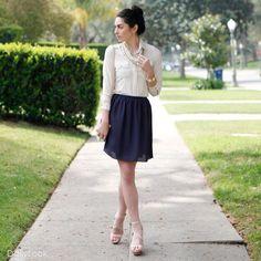 Daily Look - Gossip Girl