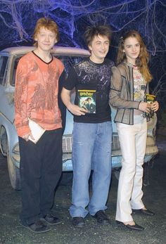 Harry Potter and the Chamber of Secrets DVD Launch (2003)
