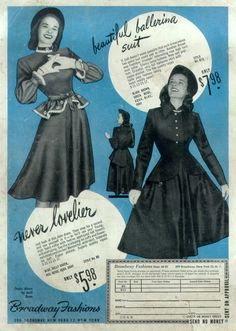 vintage magazine advertisement