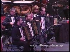 Danubio Azul - Orquesta Sinfónica de Acordeones de Bilbao