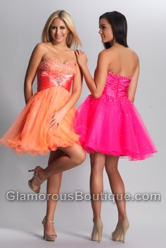 e5e2669d3c Dave and Johnny 6918- 169.99-Beaded Tulle Short Dress  DJ6918  -  169.99    Prom Dresses