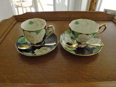 Difference Between Coffee Tea Cups Royal Albert The Gardenia Turkish