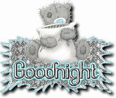 Animated Good Night Graphics   ... com/images/54/2013/06/good-night-animated-bear-glitter.gif[/img][/url