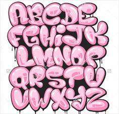 Graffiti bubble shaped alphabet set royalty-free graffiti bubble shaped alphabet set stock vector art & more images of alphabet Graffiti bubble shaped alphabet set. Graffiti Lettering Alphabet, Graffiti Alphabet Styles, Hand Lettering Fonts, Graffiti Styles, Grafitti Letters, Graffiti Artists, Cool Fonts Alphabet, Graffiti Quotes, Graffiti Pictures