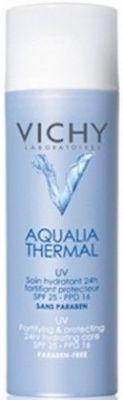 Cildinize bakım uygulayarak dış etkenlere karşı koruma sağlayan, doğal nemini dengede tutan Vichy Aqualia Thermal UV Spf25 Nemlendirici Bakım 50 ml ürününü kullanabilirsiniz. Diğer Vichy ürünleri için http://www.portakalrengi.com/vichy sayfamızı ziyaret edebilirsiniz. #vichy #vichyurunleri #ciltbakım #bakımurunleri