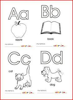 42 Mejores Imágenes De Inglés Para Niños De 3 A 5 Años English